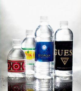 Custom Bottled Water Distributors