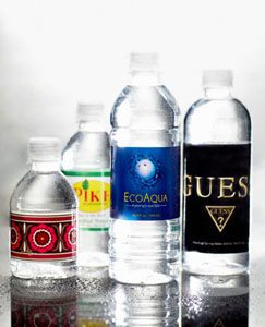 Corporate Water Bottles