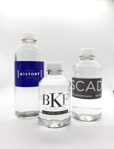 Custom Standard Water Bottles