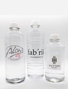 Custom Bottle Water